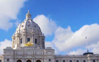 St. Paul Minnesota Capitol Building