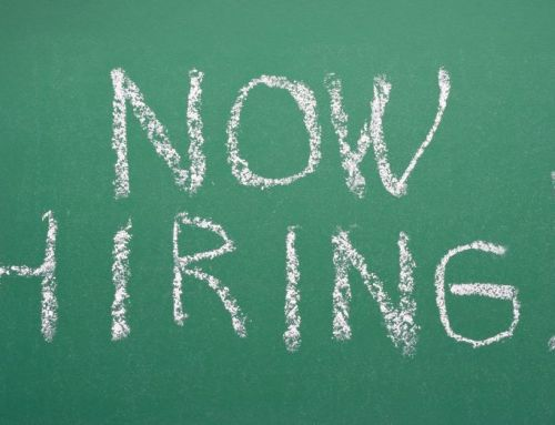 We are hiring! Join our team as an administrative assistant